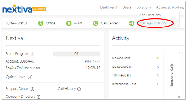 Configuring and Using Group Paging | Nextiva Support