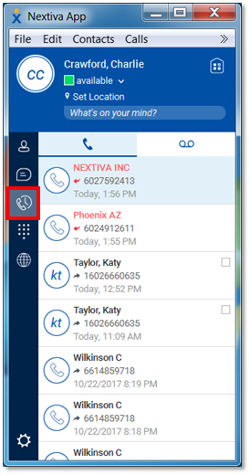 Nextiva Desktop App Overview | Nextiva Support