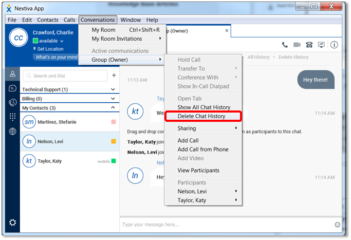 Nextiva Desktop App Overview   Nextiva Support