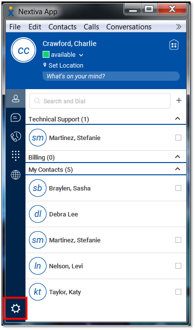 Nextiva App Overview: Call Settings and Preferences | Nextiva Support