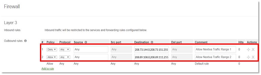 Configuring a Cisco Meraki (MX and Z1 Cloud Management
