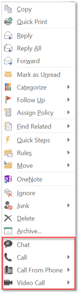How to use Outlook integration | Nextiva Support