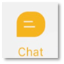Nextiva App iOS Chat Button