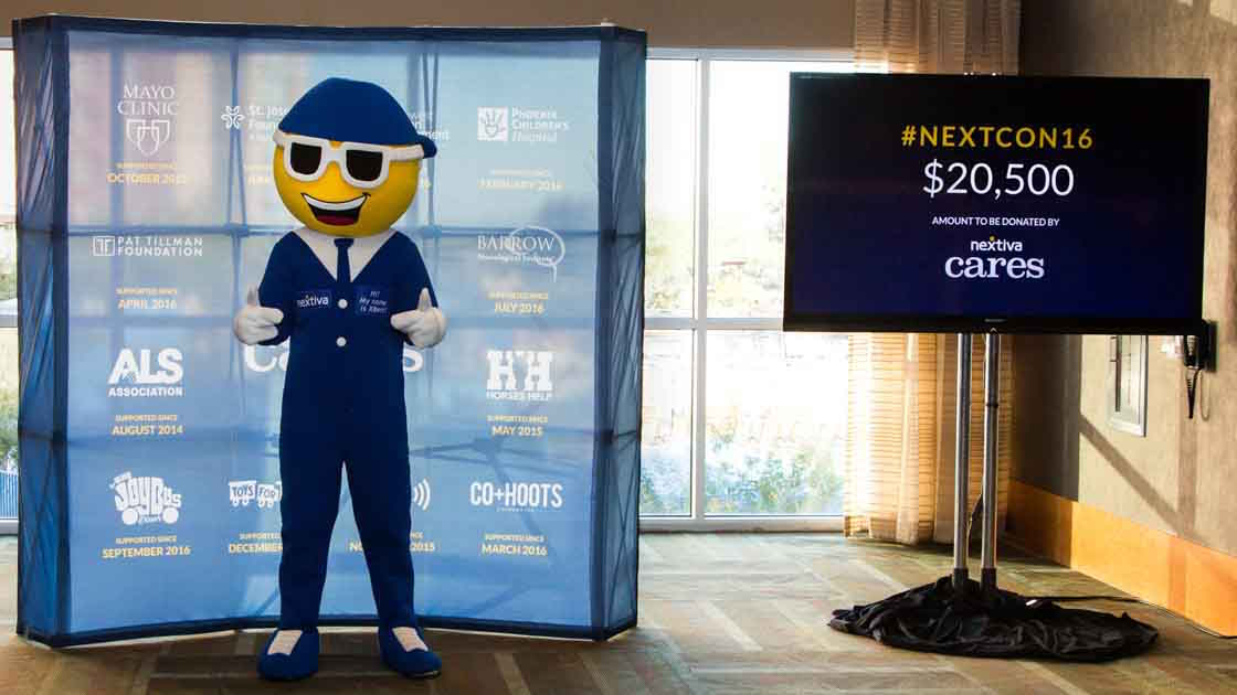 Nextiva Cares NextCon 2016
