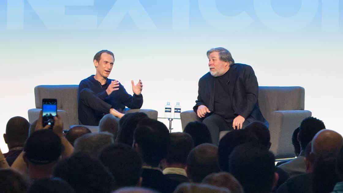 Tomas Gorny & Steve Wozniak NextCon 2016