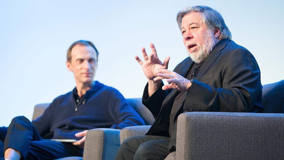 Steve Wozniak's Secrets of Innovation at NextCon16 Hosted by Nextiva