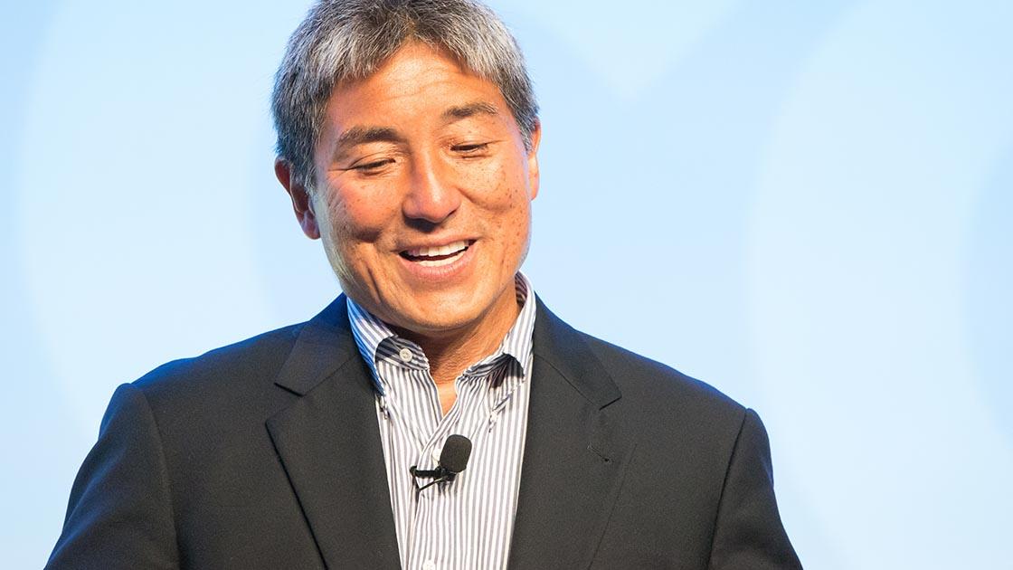 Guy Kawasaki's Secrets to Innovation