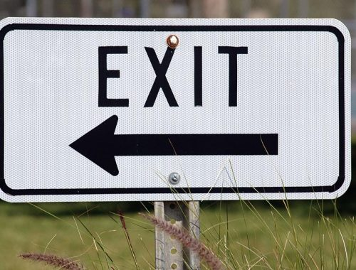 How to plan an exit strategy