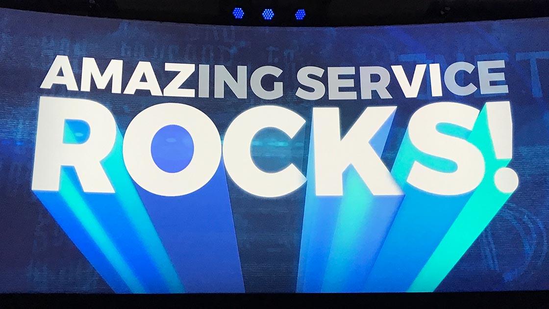 Nextiva Amazing Service Rocks