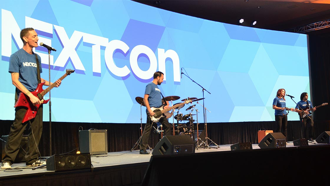NextCon Day 1 Highlights