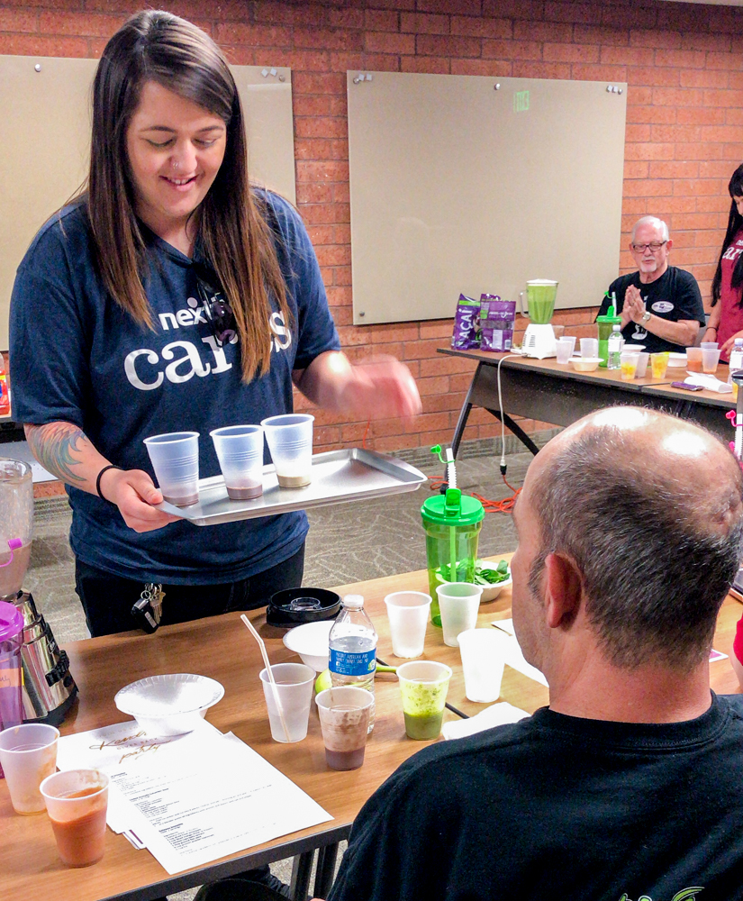 Nextiva Cares Volunteers with ALS Association and Arizonans