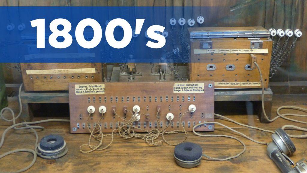 1800's PBX system