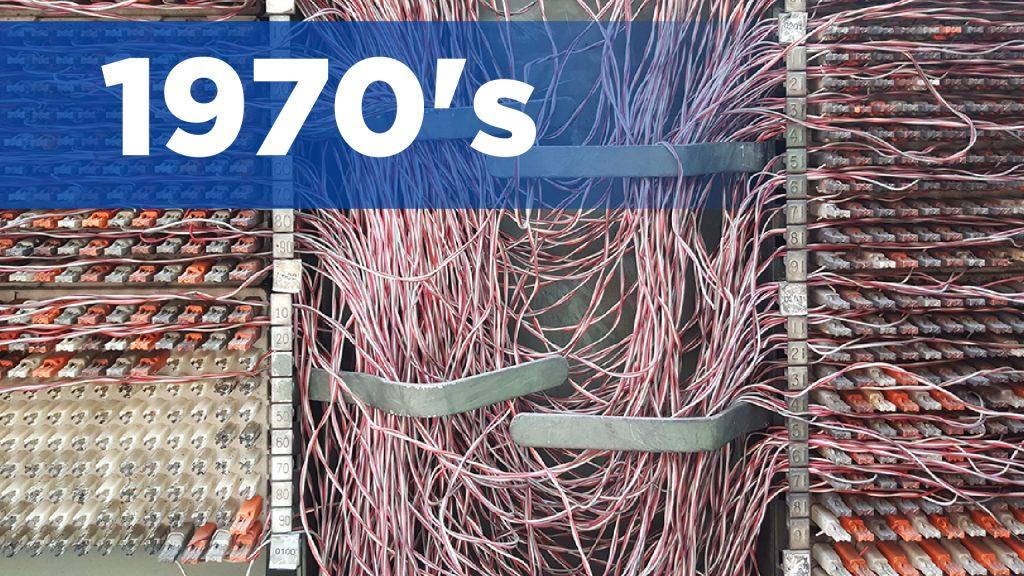 1970's PBX system
