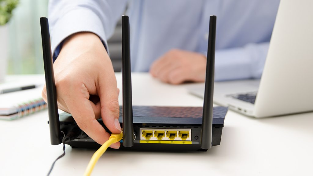 VoIP router