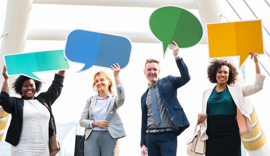Enhance Business Communication