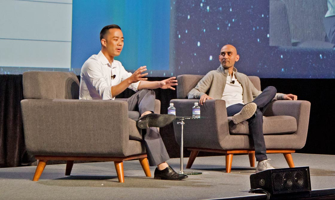 NextCon17 Marketing Master Class: Top Lessons from Neil Patel and Eric Siu