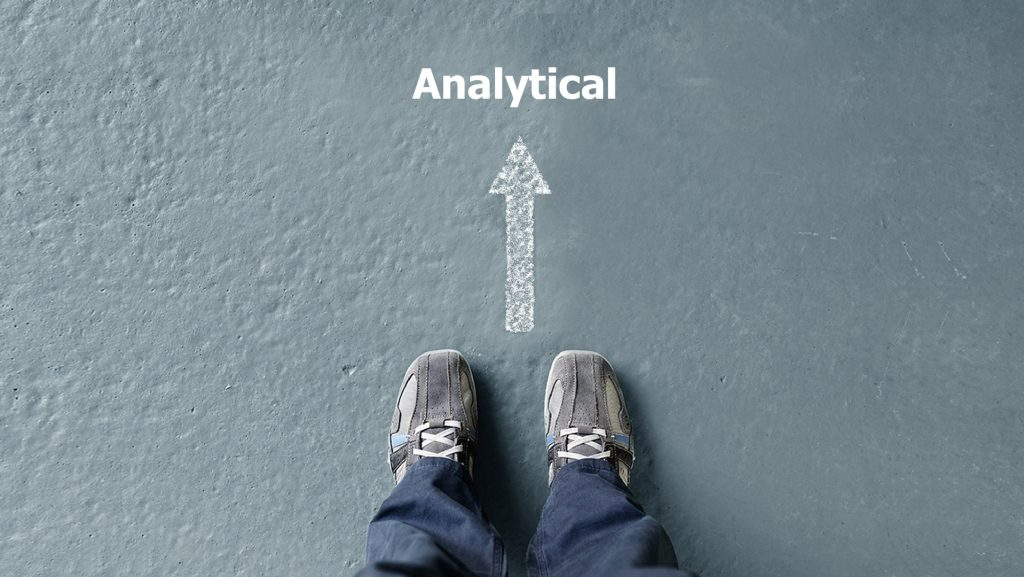 type of crm #2: analytical crm