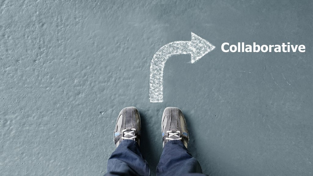 type of crm #3: collaborative crm