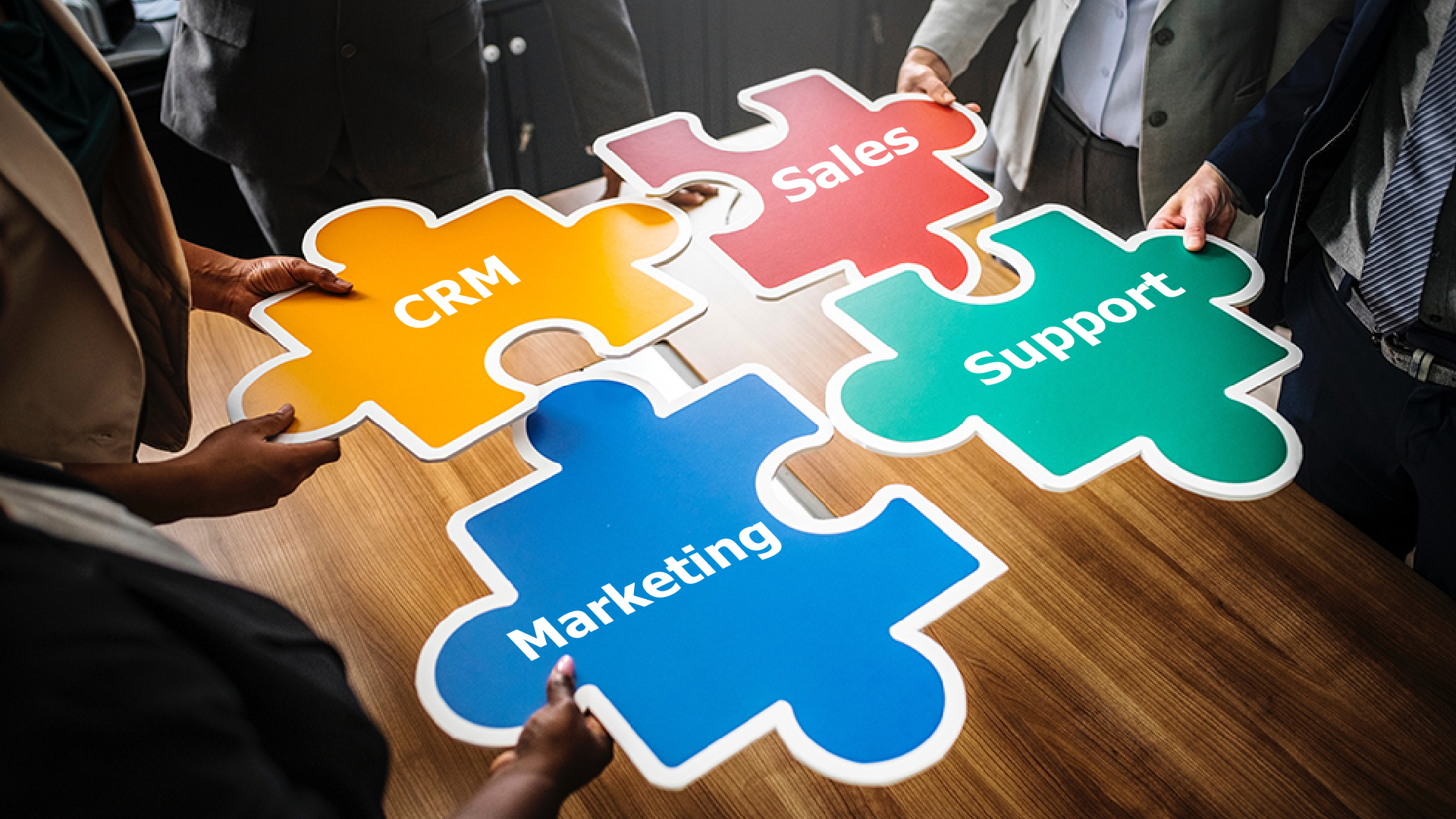 What Is Operational Crm How Your Business Can Use An