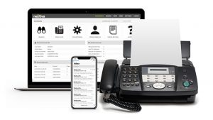 Devices to fax online