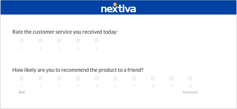 survey error - inconsistent formatting