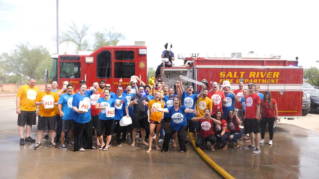 Nextiva Partners with ALS Association for Ice Bucket Challenge
