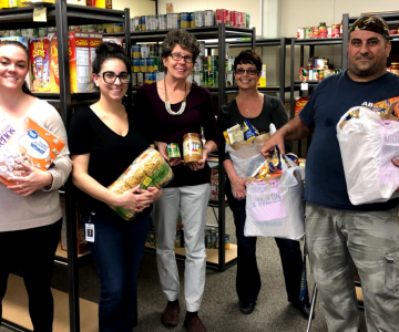 Nextiva Hosts Local Food Drive with Kitchen on the Street
