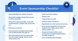 How to Measure Event Sponsorship ROI: Handy Checklist