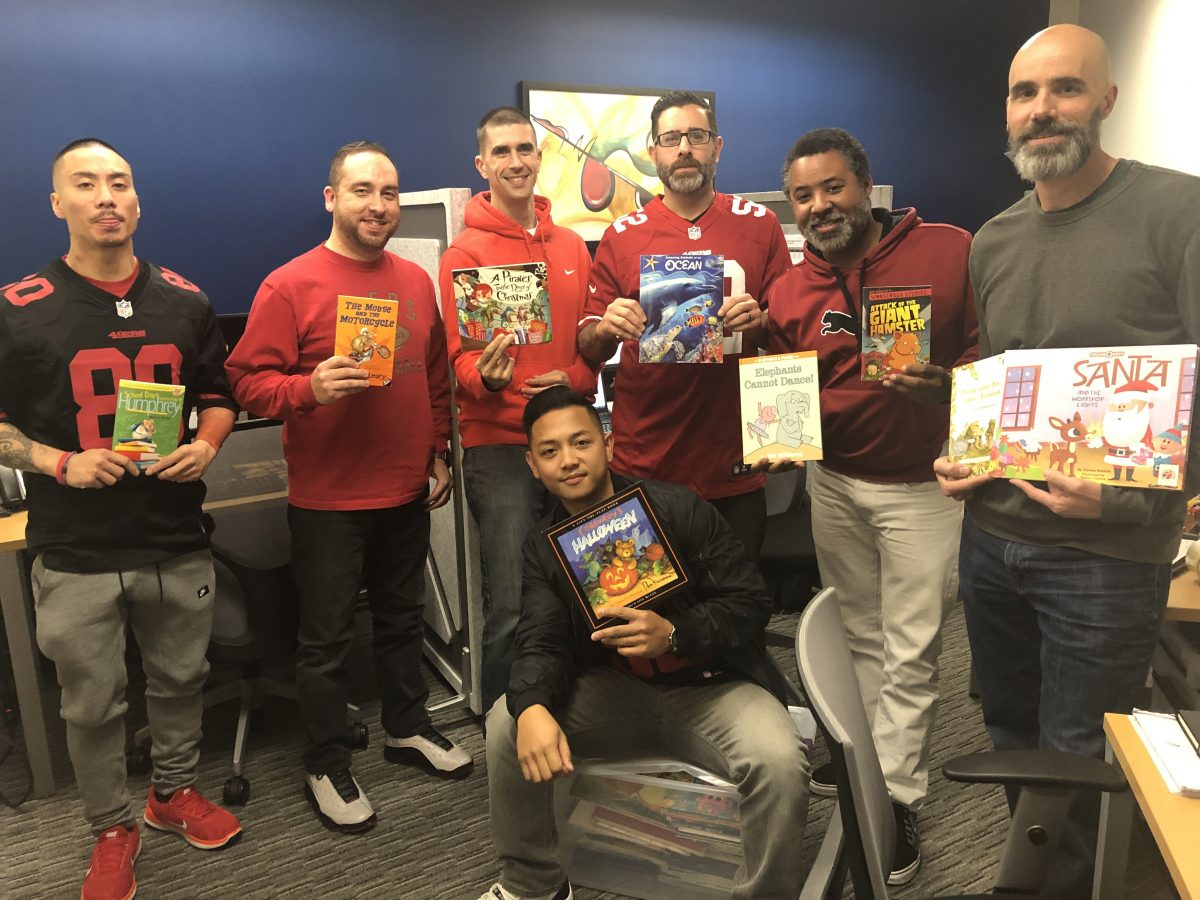 SWHD Book Drive 2018