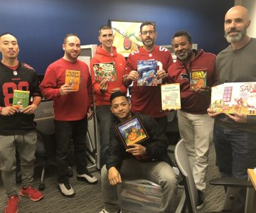 Nextiva Partners with Southwest Human Development for Children's Book Drive