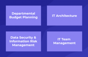 CIO Career Path: Responsibilities