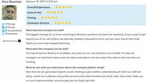 Nextiva Reviews: FitSmallBusiness Review 4