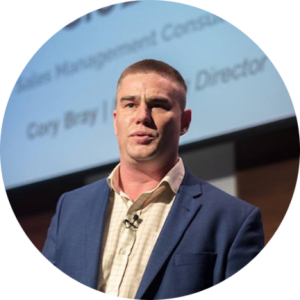 Overcomong objections in sales: Cory Bray