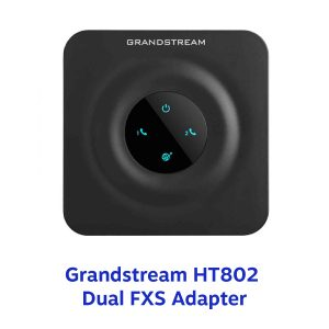 Grandstream HT802 Dual FXS Adapter
