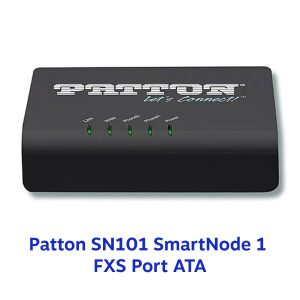 Patton SN101 SmartNode 1 FXS Port ATA