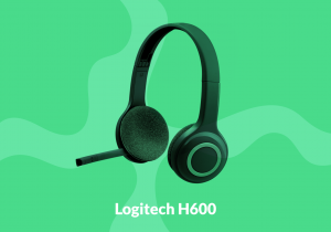 Logitech H600 VoIP Headset