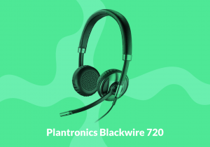 Plantronics Blackwire 720 VoIP Headset