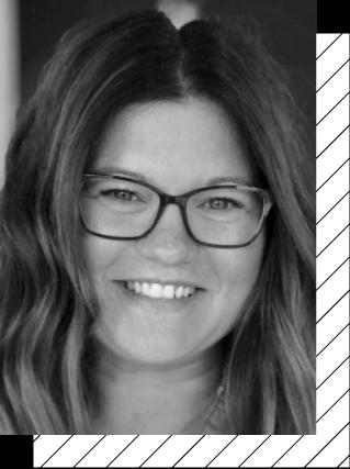 Amy Volas - CEO