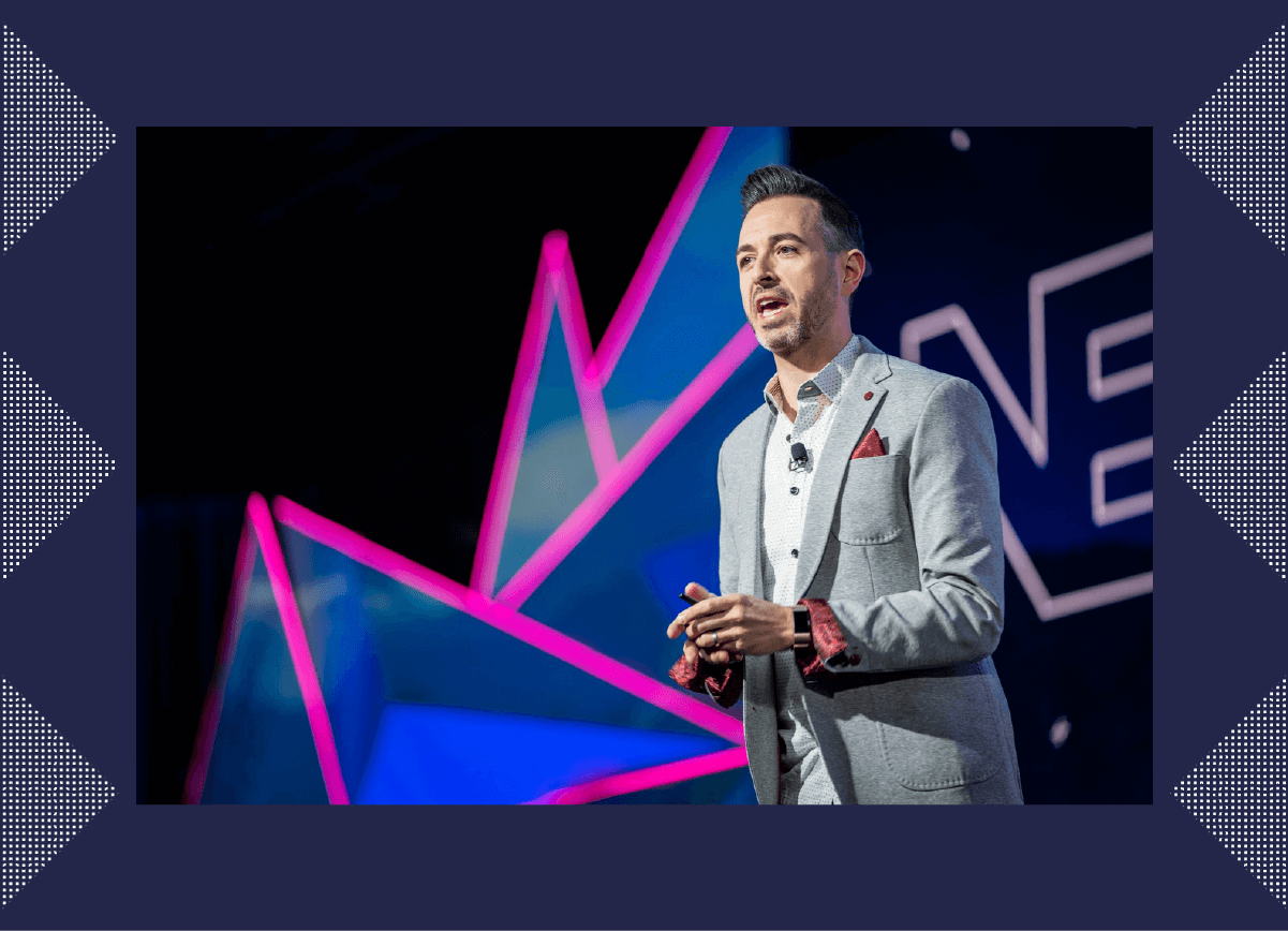 Rand Fishkin at NextCon 2019