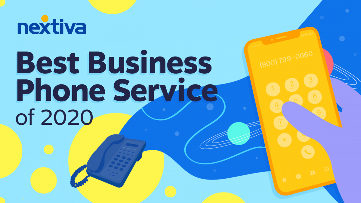 Best Business Phone Service of 2020 - Featured Image