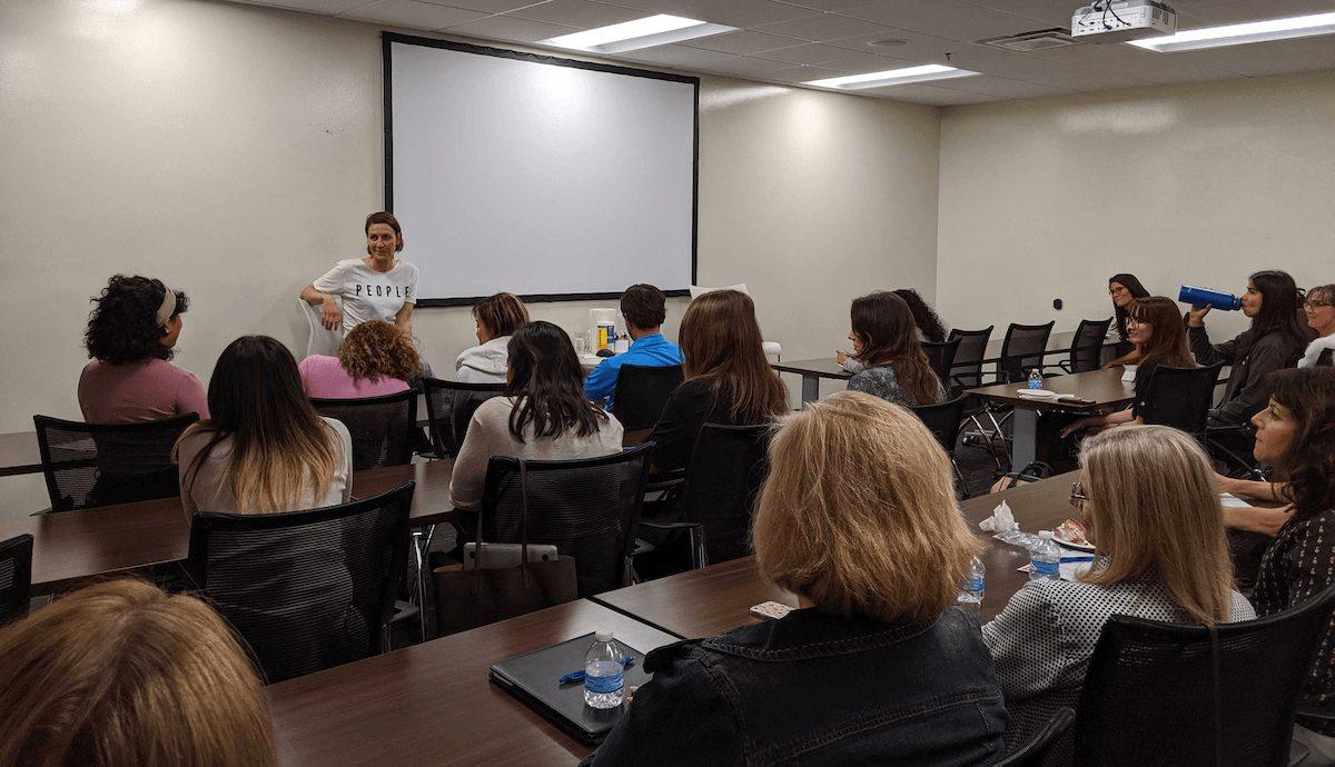 Nextiva Hosts Phoenix Girls in Tech Events