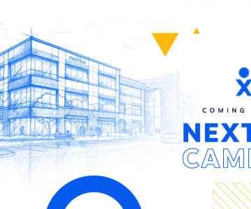 X Marks the Future: Nextiva's New Headquarters