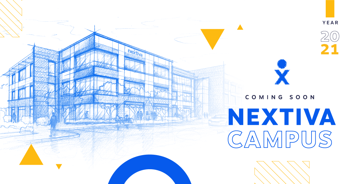 Coming Soon: A New Nextiva Campus in 2021 - Scottsdale, Arizona