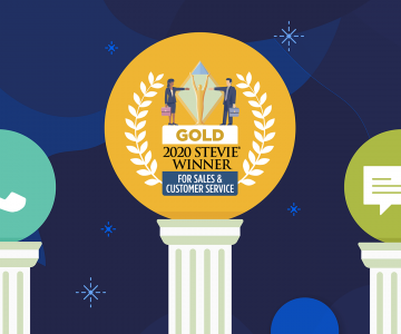 Nextiva Wins Multiple Stevie Awards for Excellence & Innovation for Fifth Consecutive Year