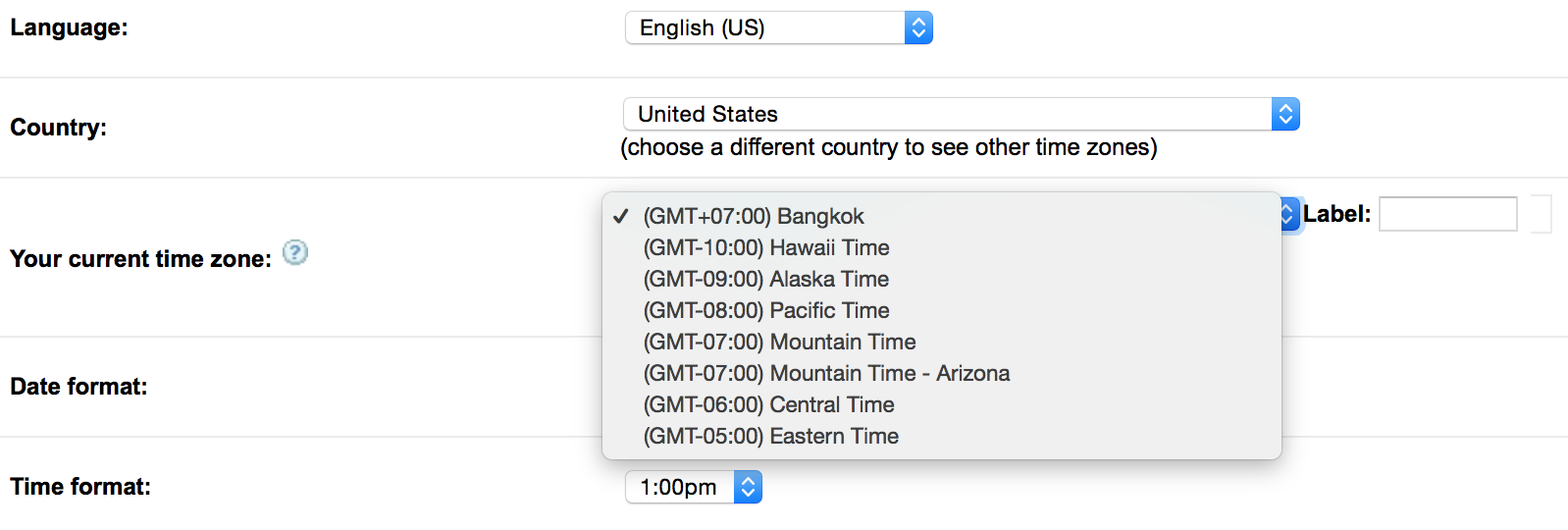 working remotely best practices: time zones