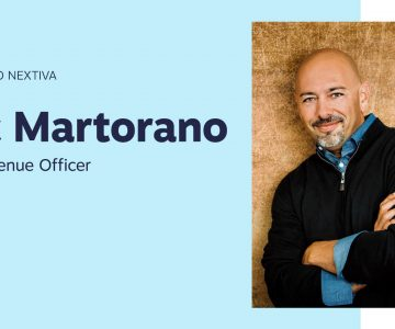 Eric Martorano, Former GM at Microsoft, Joins Nextiva as Chief Revenue Officer