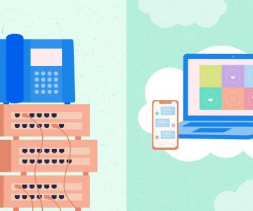 Premise-Based Phone System vs Hosted Cloud Phone System