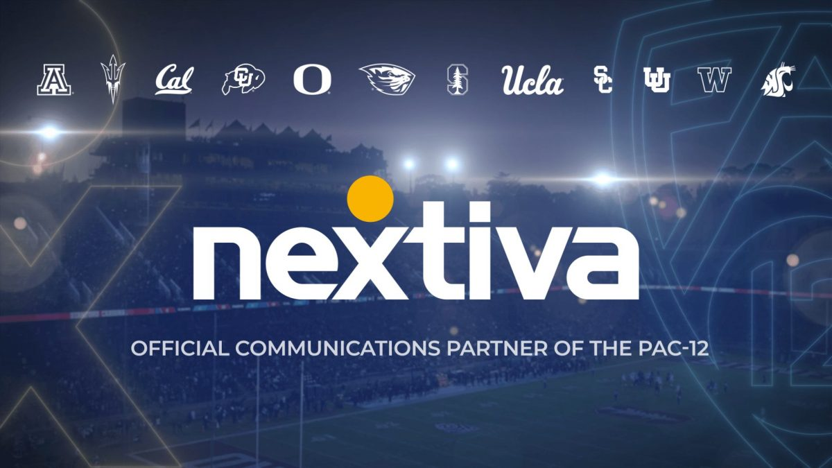 Nextiva is the official communications partner of the Pac-12.