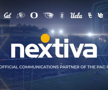 Nextiva Becomes the Official Communications Partner of the Pac-12