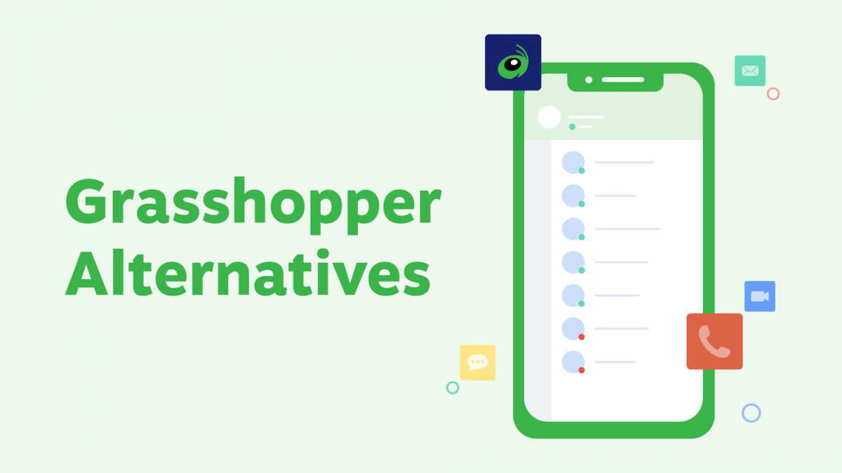 Grasshopper alternatives and competitors